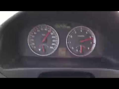 Volvo S40 T5 Celtic Tuning stage 1 0-160kmh acceleration