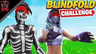 FORTNITE BLINDFOLD CHALLENGE