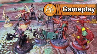 Shadespire: Partita epica in 4 giocatori!
