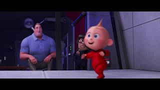 [Les Indestructibles 2] Extrait de Jack-Jack et Edna Mode (HD vf)