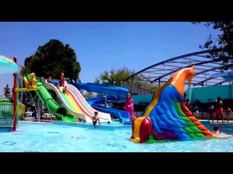 Antalya Kemer Dolusu aquapark masal park birarada. Biz çok ...