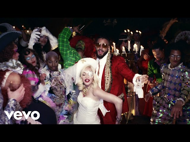 Madonna, Maluma - Medellín (Official Music Video)