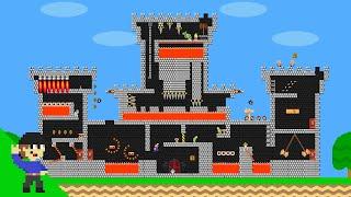 Level UP: Mario vs Bowser's New Castle