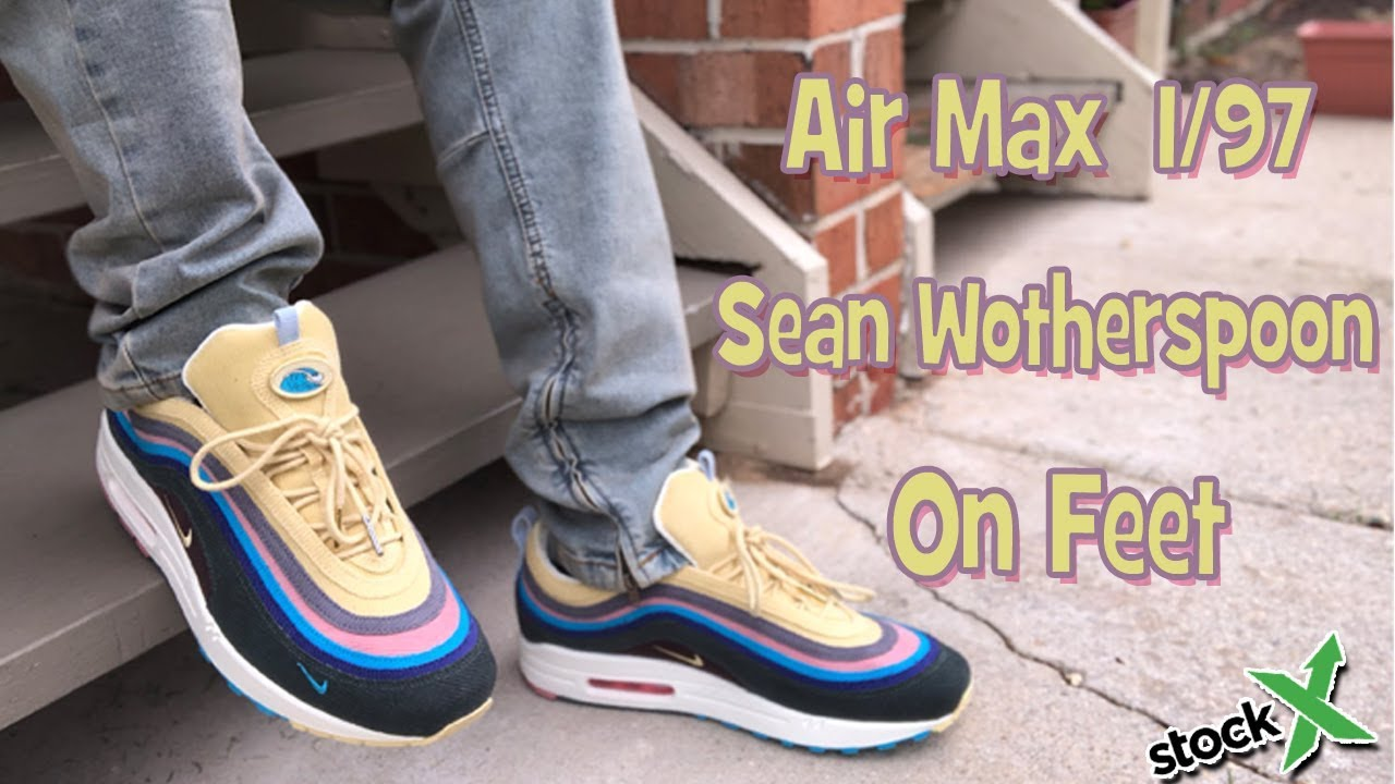 NIKE AIR MAX 197 SEAN WOTHERSPOON REVIEW (ON FEET + SIZING)