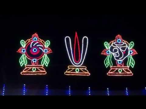 Sri Vedantha Desikar Devasthanam 2018 Dwajarohanam