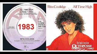 Rita Coolidge - All Time High 'Vinyl'