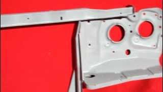 1968-69 Buick Skylark Radiator Support