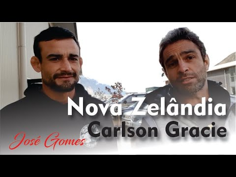 Jiu-Jitsu - Carlson Gracie New Zealand - José Gomes - BJJCLUB