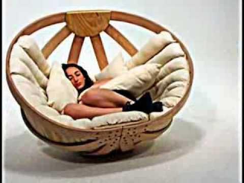 Perfekt Modernes Wohndesign  Schaukel Bett Im Schlafzimmer   YouTube