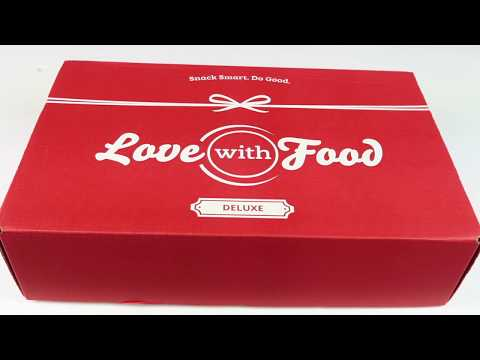 Love with Food Box December 2017