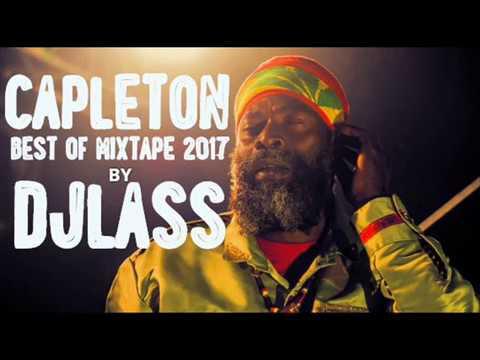 Capleton Best Of Mixtape By DJLass Angel Vibes (Octobre 2017)
