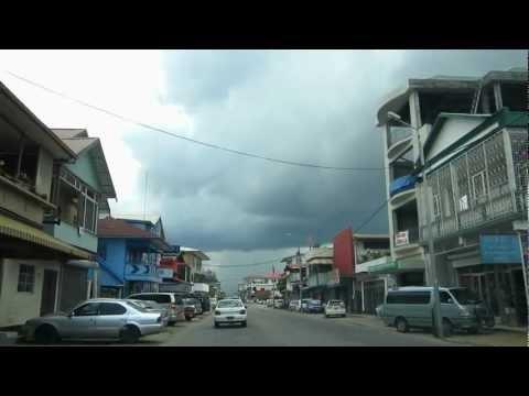 City Peep of Paramaribo, Suriname