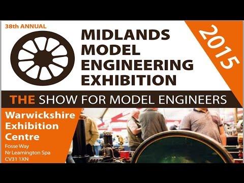 Midland Model Engineering Exhibition 2015
