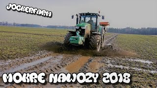 Mokra Wiosna 2018 - Nawozy w Błocie ! - Vlog [#12]