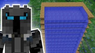 Minecraft: THE EPIC WATER SLIDE MISSION! - Custom Mod Challenge [S8E43]