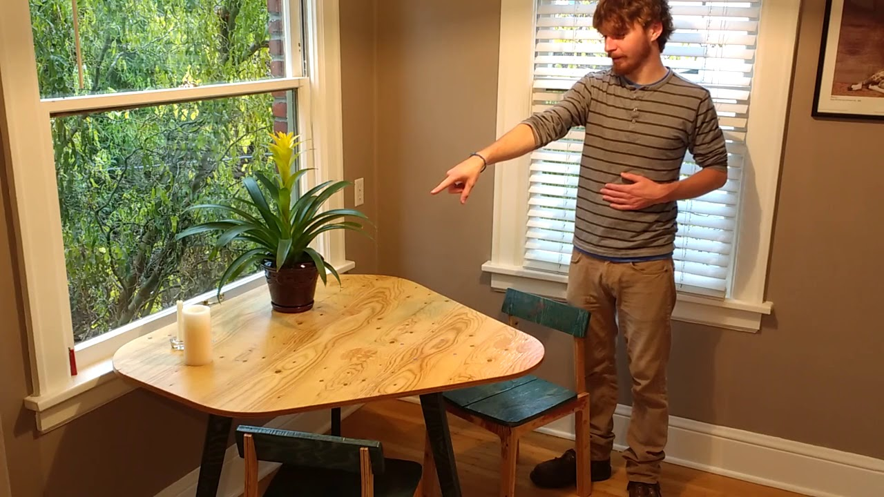 Moving And Making All Open Source Furniture (No Ikea)