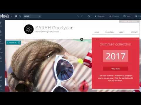 WebsiteBuilder.com Review & Tutorial