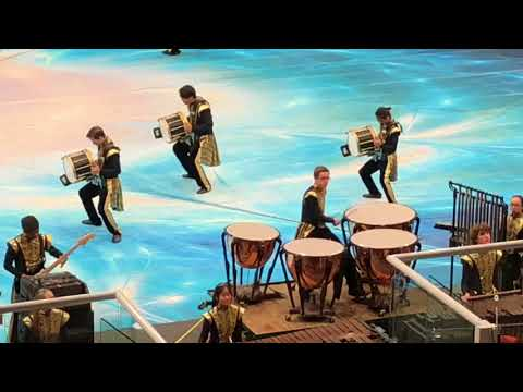 Brea Olinda High School Drumline - Chronomorphosis - April 28, 2018