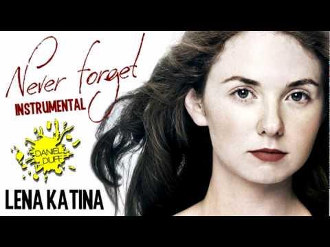 Lena Katina - Never Forget (Instrumental)
