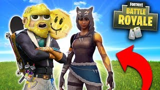 UNRELEASED DAKOTAZ WOLF SKIN! Fortnite Legendary Skins (Fortnite Battle Royale)