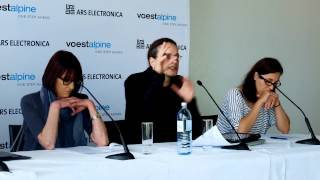 Prix Ars Electronica 2012 - Digital Musics & Sound Art - Award of Distinction - #tweetscapes