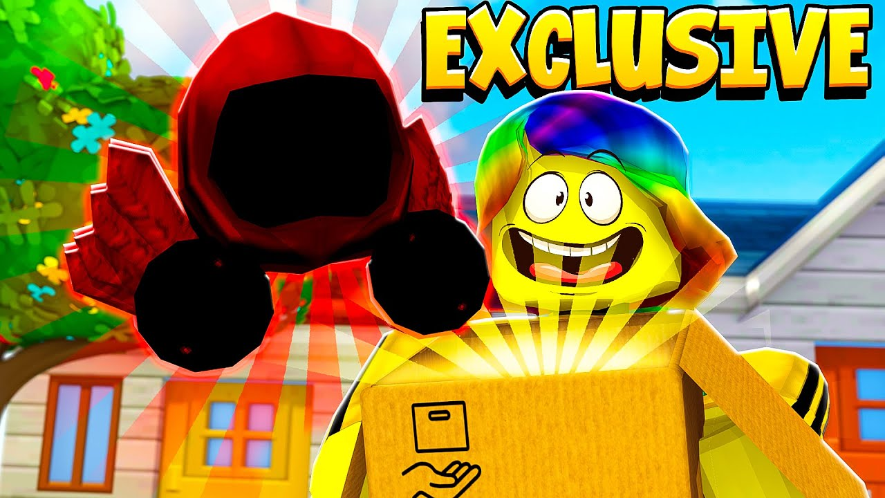 Roblox 92119 They Sent Me A Limited Edition Roblox Toy You Won T Believe What The Code Does Roblox Youtube
