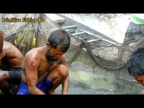 Cast Top Net Fishing ! Fisherman vs River Monsters