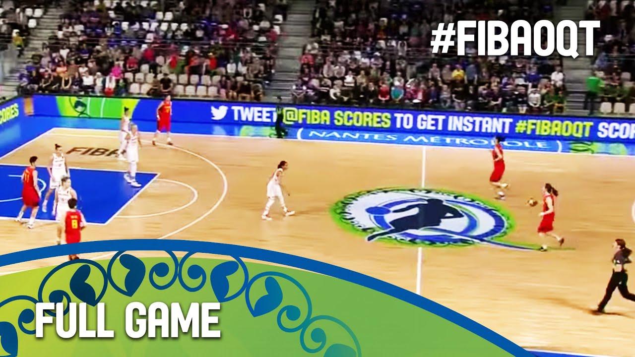Belarus v China - Full Game - Quarter Final