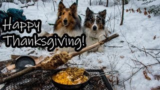 Hike and Cook - Thanksgiving Dinner