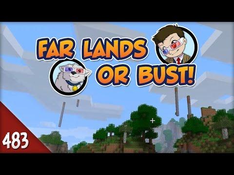 Minecraft Far Lands or Bust - #483 - Wristwatch Time Zones