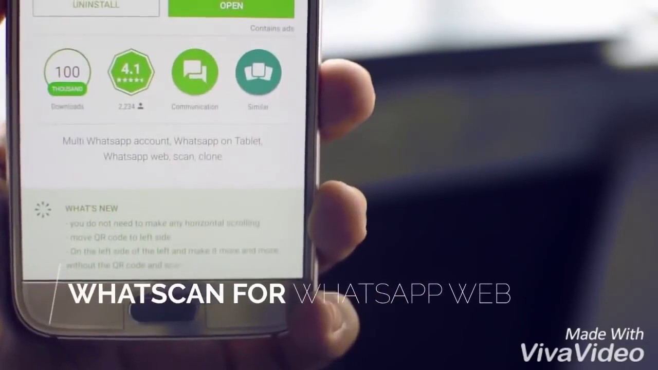 Spiare WhatsApp Android con WhatsApp Web