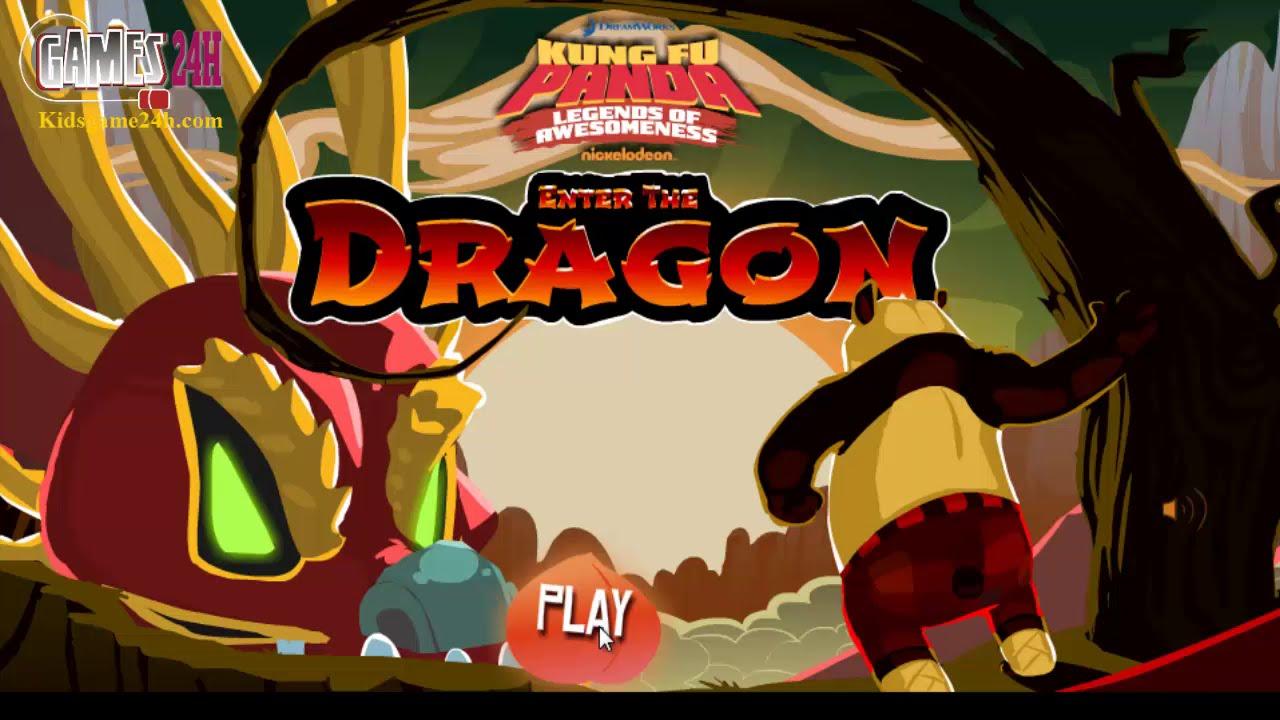 Play Kung Fu Panda - Enter The Dragon, a Free Kung fu ...