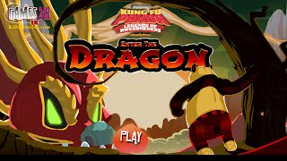 Kung Fu Panda Legends of Awesomeness - Enter The Dragon - Videos Games for Kids