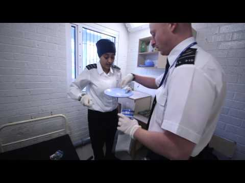 Prision Officer Safety Video