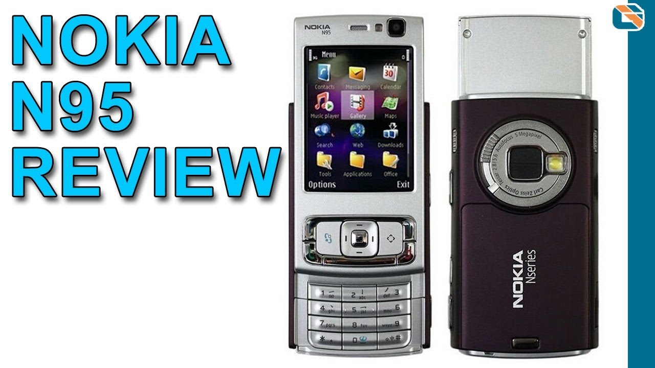 nokia n95 8gb mobile phone review youtube rh youtube com Nokia N900 Nokia N97