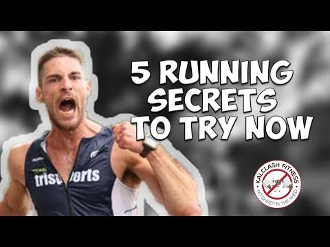 5 simple running secrets to immediately improve your running technique, speed and distance EP2