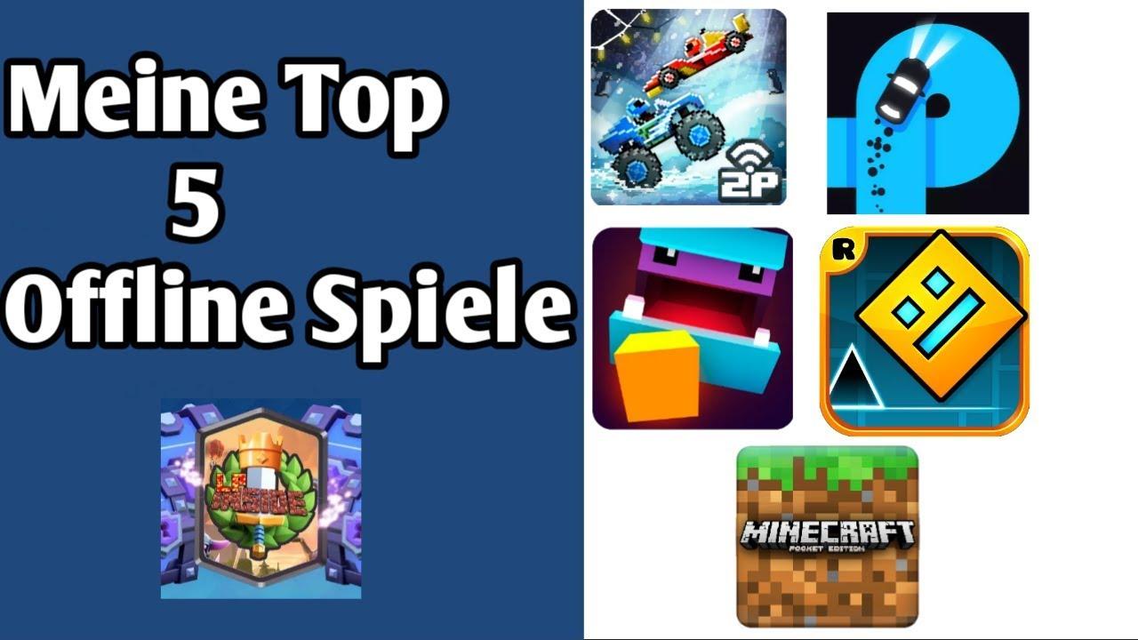 Meine Top Beste Offline Spiele Auf Android LetsPlayInside - Minecraft offline spiele