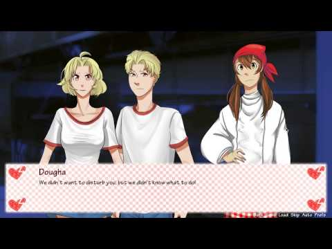 Let's Play Pizz'Amore! - Visual Novel, Dating, Romance