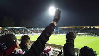 Alex Meier kommt rein - Darmstadt - Fc.St.Pauli 29.01.2019