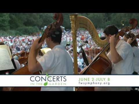 Concerts In The Garden 2017
