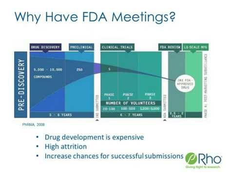 Worried about Your Next FDA Meeting? Key Tips to Make It a Success