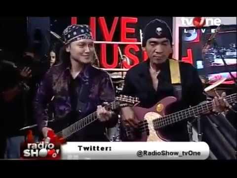 Penampilan Terakhir Ossa Sungkar Bersama Voodoo Band @RadioShow TvOne