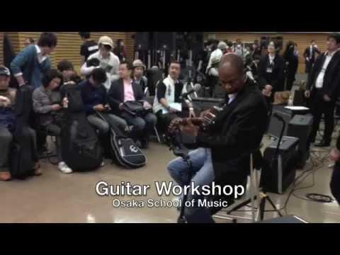 Earl Klugh Japan 2014: International Jazz Day and Cotton Club