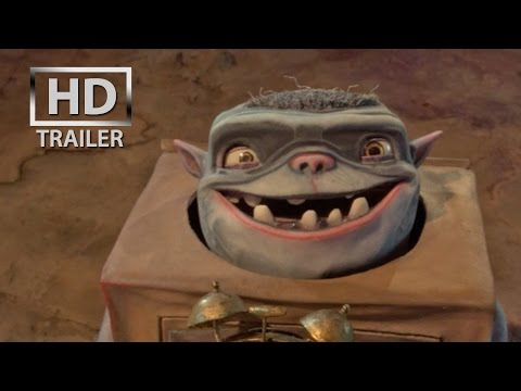 The Boxtrolls | official clip Winnie takes control FIRST LOOK (2014) Ben Kingsley Elle Fanning