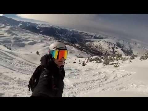 Bourg Saint Maurice Ski Season 2013/14