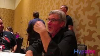 Video SDCC 2017: Supernatural EP Robert Singer tells us how season 13 is based in emotion download MP3, 3GP, MP4, WEBM, AVI, FLV Desember 2017