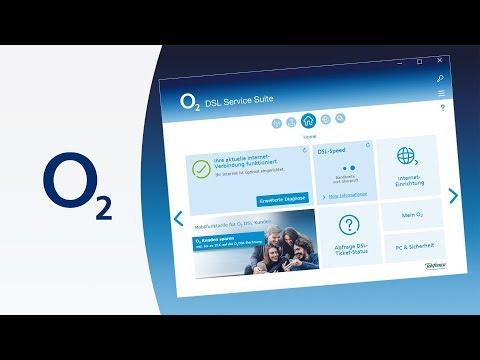 O2 DSL Service Suite – Von Anfang An Für Dich Und Deinen DSL Anschluss Da