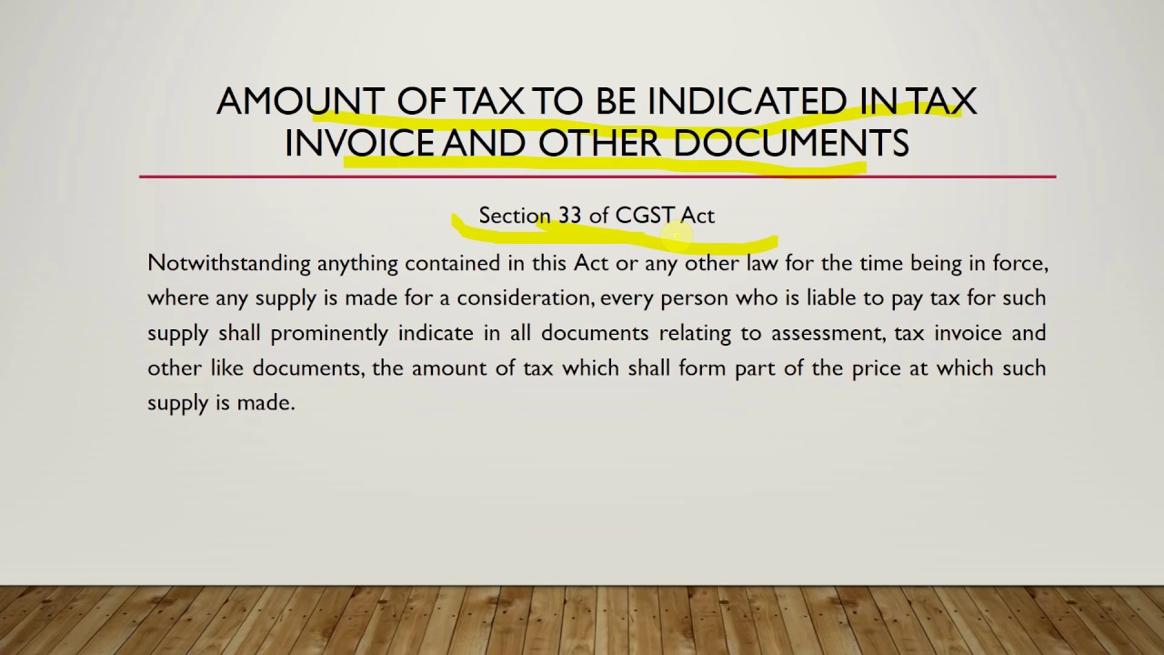 Best Invoice Designs Excel Gst Chapter   Tax Invoice Bill Of Supply Etc Hindi  Youtube Invoice Pdf Template Excel with How To Get Invoice Price Of Car Gst Chapter   Tax Invoice Bill Of Supply Etc Hindi How To Calculate Invoice Price Excel