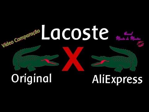 Polo Lacoste Aliexpress