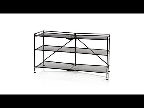 Attractive Origami Shelf Storage H N Folding Decorative 4 Rack ... | 360x480